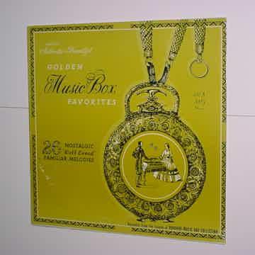 SEALED LP Record Golden music box favorites 26 nostalgi...