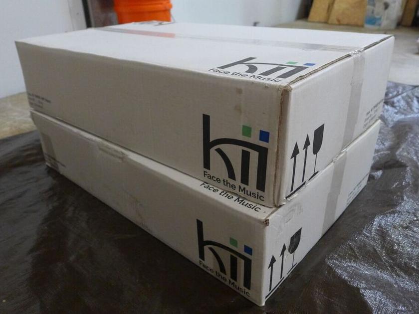 Kii Audio stand Hifi