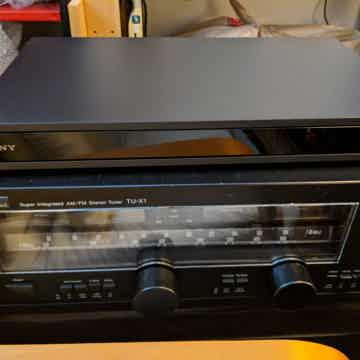 Sansui TU-X1 AM/FM Tuner