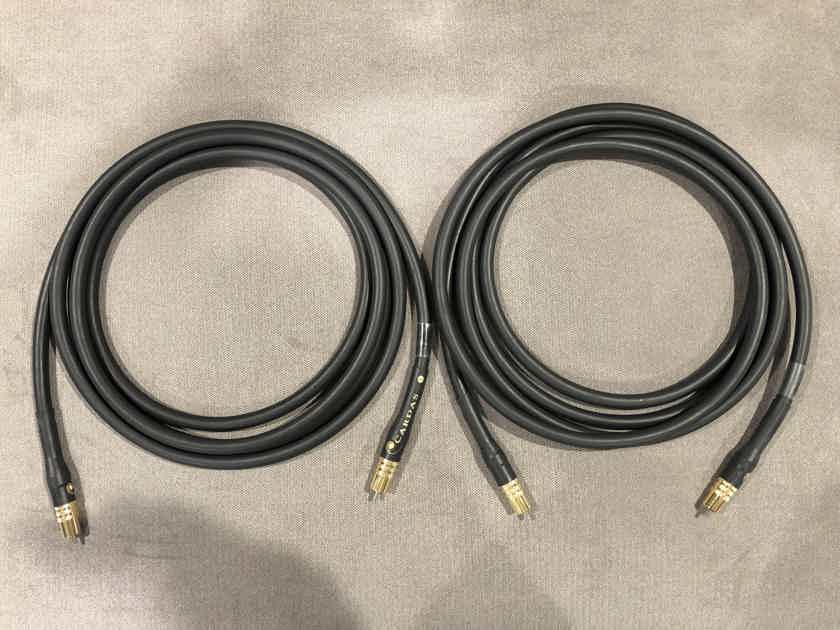 Cardas Audio Golden Reference 3.5m RCA Freshly Terminated by Cardas