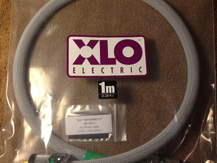 XLO Electric Reference 3 AC Power Cable