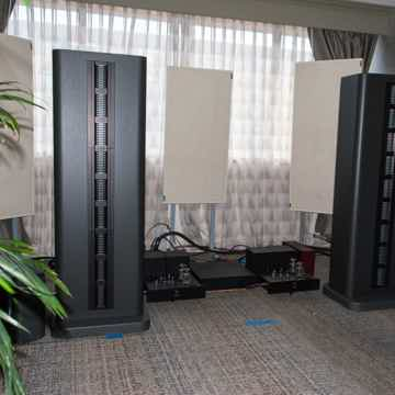 Arion Audio The Apollo System Open Baffle Line Source L...