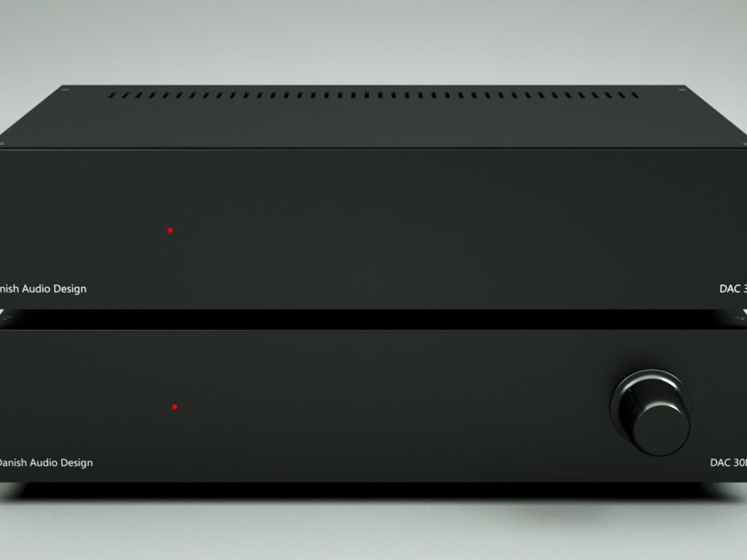 New Ontech (Danish Audio Design) Dac 30  Musically natural sounding analog sound ever