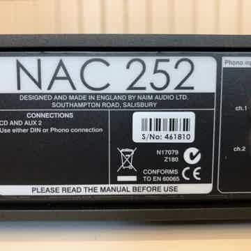 Naim - NAC 252