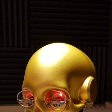Metaxas Audio Systems Marquise Memento Mori - Gold