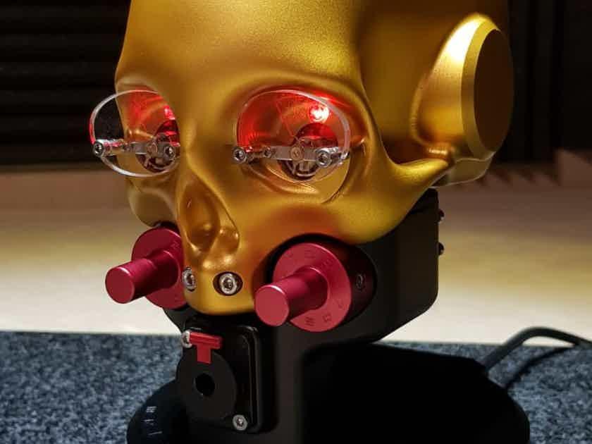 Metaxas Audio Systems Marquise Memento Mori - Gold