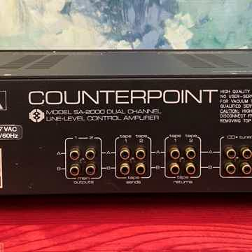 Counterpoint SA-2000