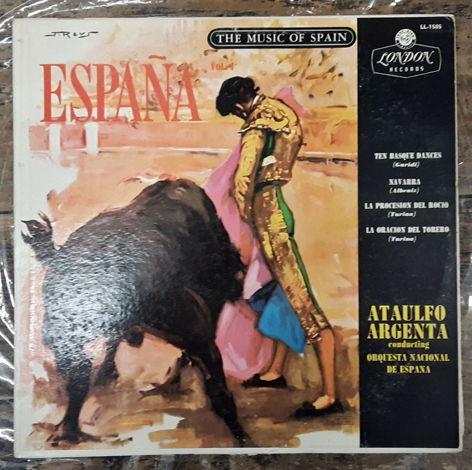 Ataulfo Argenta Conducting Orquesta Nacional De Espana