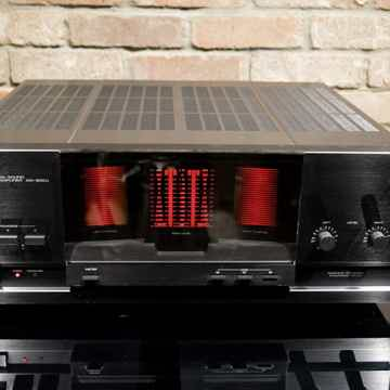 Yamaha  MX-800u - Natural Sound Power Amplifier