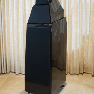 Wilson Audio Alexia II Black