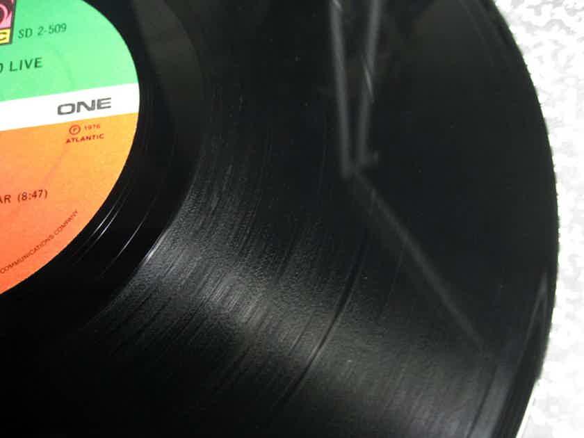 Ray Barretto - Tomorrow: Barretto Live - Double LP 1976 Atlantic SD 2-509