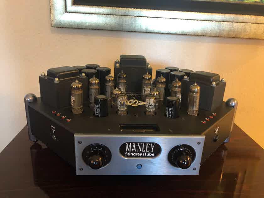 Manley Stingray itube Tube Integrated Amplifier