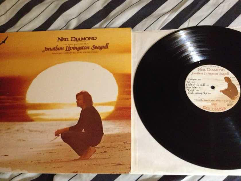 Neil Diamond - Jonathan Livingston Seagull Columbia Records Vinyl  LP NM