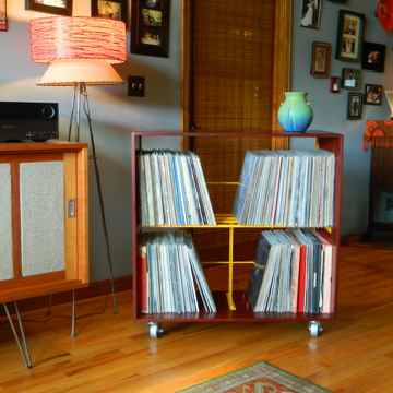 AnalogAesthetic Vinyl Display
