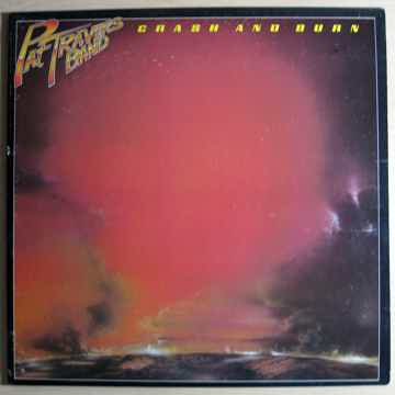 Pat Travers Band Crash And Burn