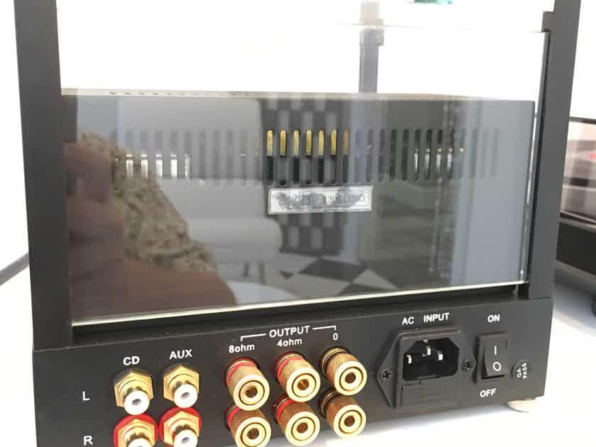 JOLIDA FX10 INTEGRATED STEREO TUBE AMP