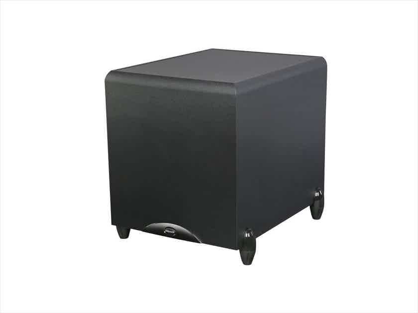 Klipsch Synergy Sub-12 HGB Synergy Series powered subwoofer in b