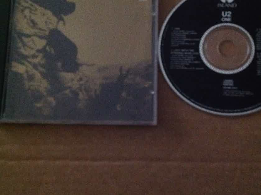 U2 - One Island Records Compact Disc EP