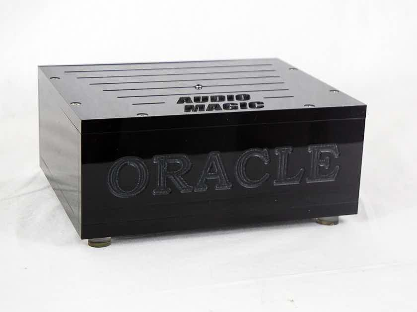 Audio Magic Oracle 24 - Ambient Room EMI/RFI Control - showroom demo unit