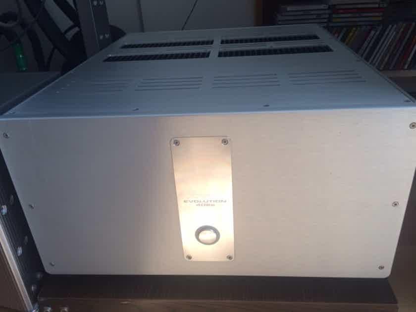 Krell Evolution 402e Stereo Power Amplifier