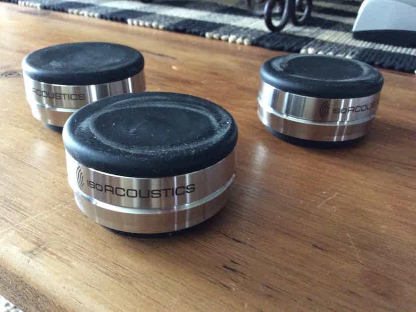 IsoAcoustics OREA Indigo Vibration Isolation Pucks