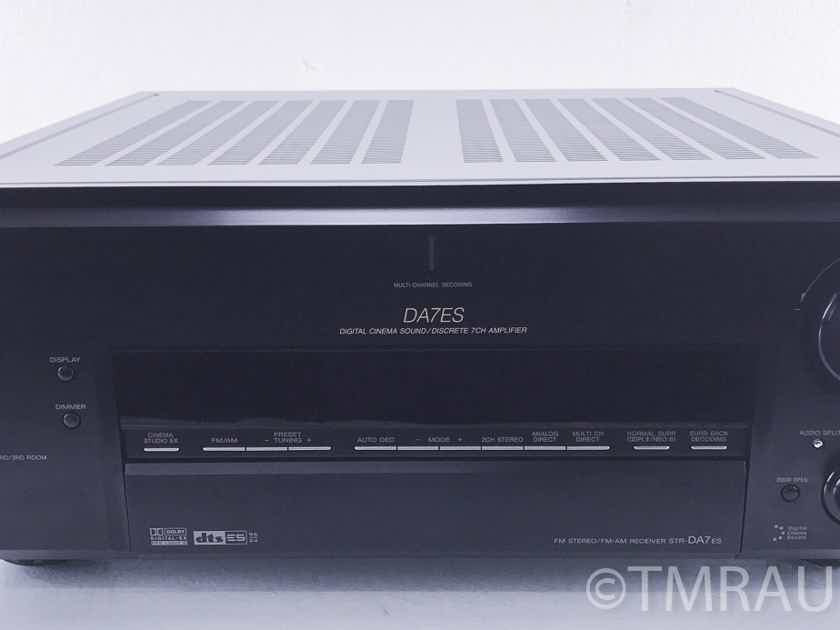 Sony  STR-DA7ES   7 Channel Home Theater Receiver; STRDA7ES (10088)