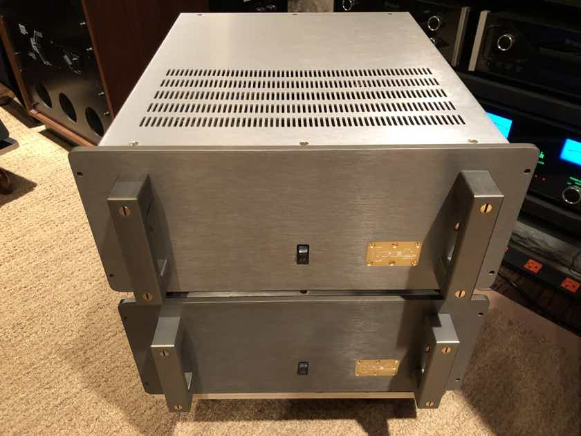 Krell KMA-200 Monoblock Solid State Power Amplifiers, CLASS A