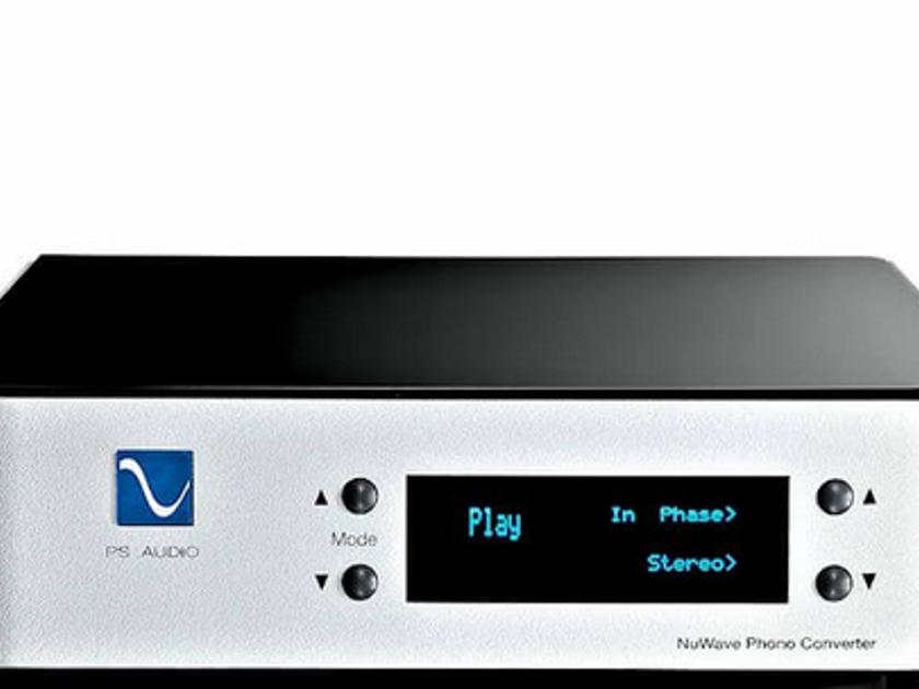 PS Audio NuWave Phono Converter Phono Preamp/