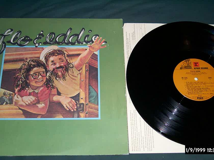 Flo & Eddie(Zappa) - Flo & Eddie Reprise Records Vinyl LP NM