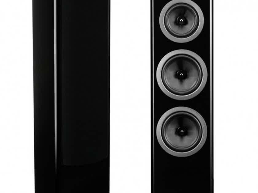 Wharfedale Reva-3 Floorstanding Loudspeakers Brand New-In-Box; 5 Yr. Warranty; 48% Off; Free Shipping