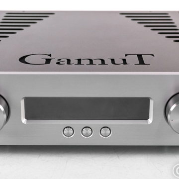 GamuT D3i Stereo Preamplifier