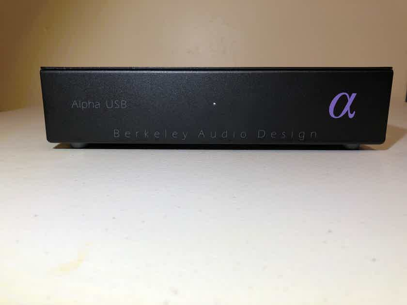 Berkeley Audio Design alpha USB