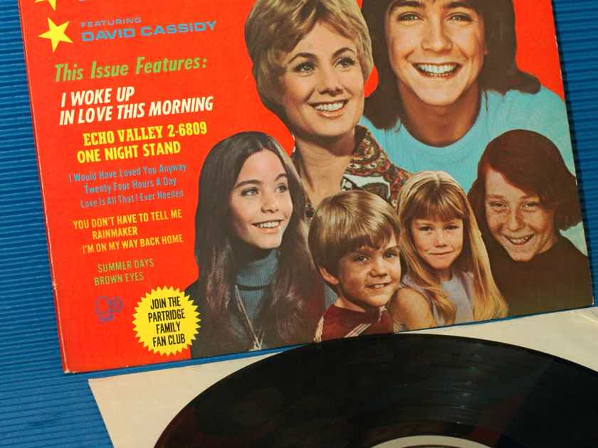 "THE PARTRIDGE FAMILY   - ""Sound Magazine"" - Bell 1971 Rare!"