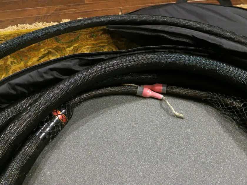 Tara Labs Omega Gold Speaker cable