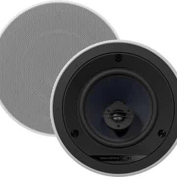 B&W CCM663RD Reduced Depth In-Ceiling Speakers