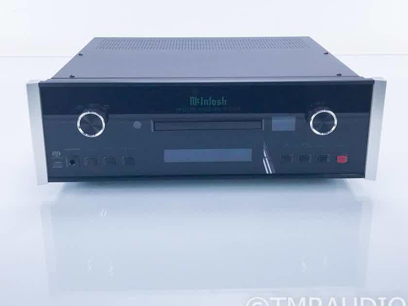 McIntosh MCD550 SACD / CD Player; MCD-550 (15823)