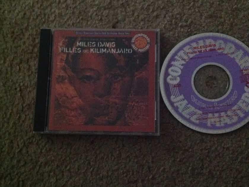 Miles Davis  - Filles De Kilimanjaro  Columbia Records New Digital Mix 2 Tracks Compact Disc