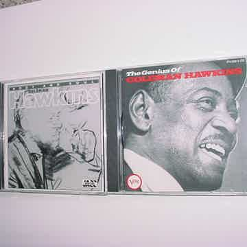 JAZZ Coleman Hawkins 2 cd's the genius of and body and soul