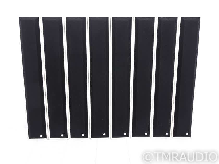 """ASC Sound Panel Room Treatment Absorbers; 48""""x8""""; Set of 8 (20217)"""