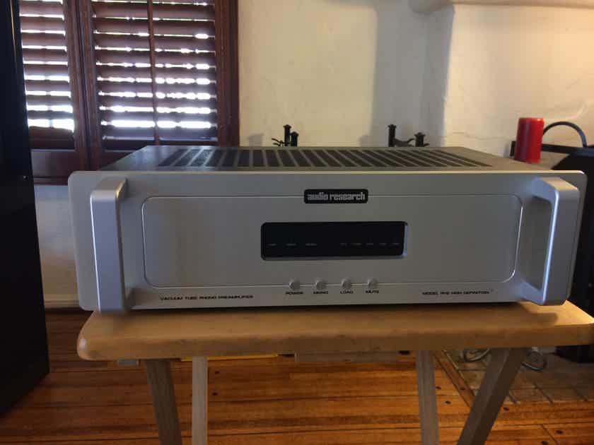 Audio Research PH-6 Phono Stage with Brand New Tubes