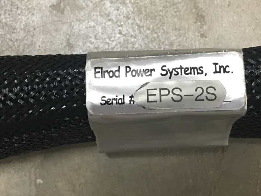 Elrod Power Systems EPS-2 Signature 5ft AC cable