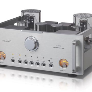 Allnic Audio L-7000 TUBE Preamplifier