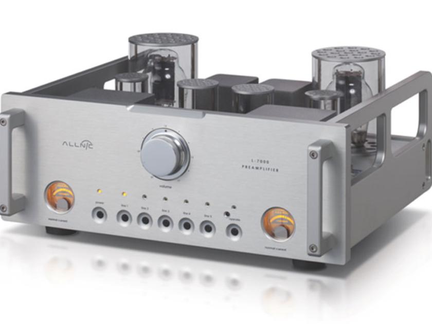 Allnic Audio L-7000 TUBE Preamplifier  -  DEMO - MINT