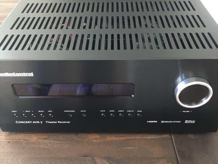AudioControl Concert AVR-7