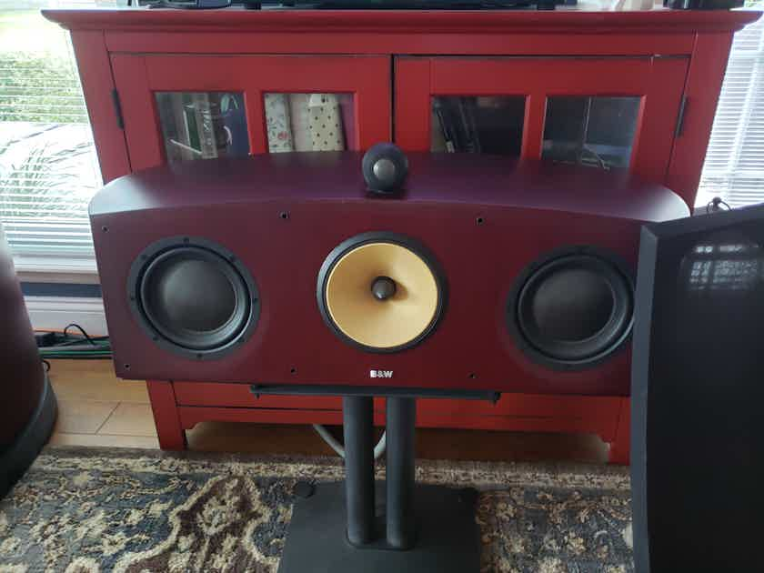 Bowers and Wilkins  (B&W) HTM-1 Center Channel