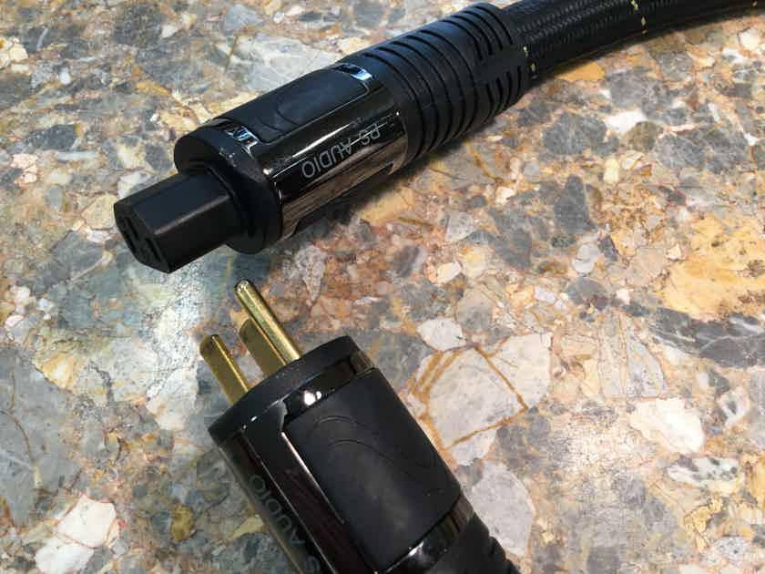 Ps Audio Perfectwave Ac 12 1m Mint Ac Cables Audiogon