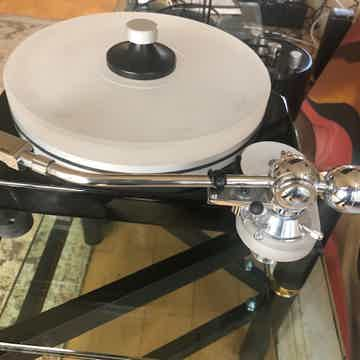 Hartvig Audio /IKEDA arm and  cartridge  TT