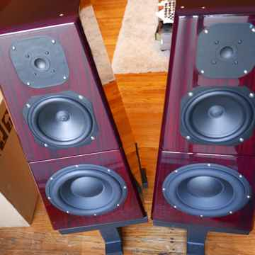Return Of The Legend Speakers