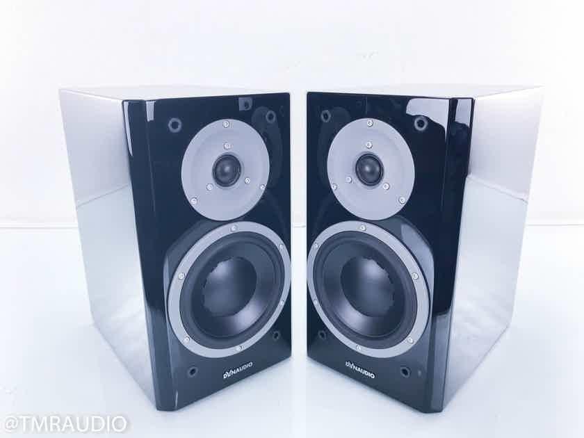 Dynaudio Focus 160 Bookshelf Speakers Gloss Black Pair (13764)