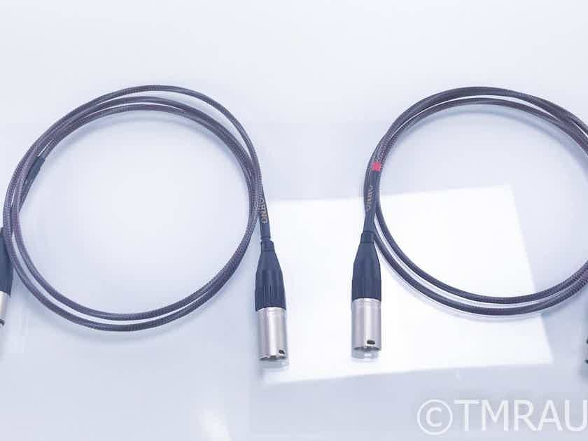 Audience Ohno XLR Cables; 1.5m Pair Balanced Interconnects (17099)